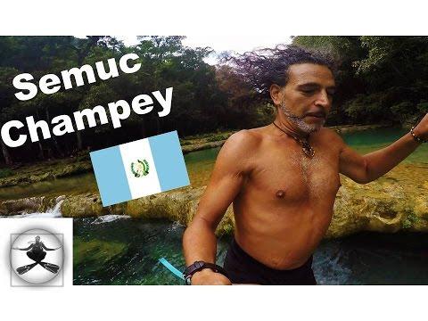 Semuc Champey Guatemala  -Traveling Adventures-