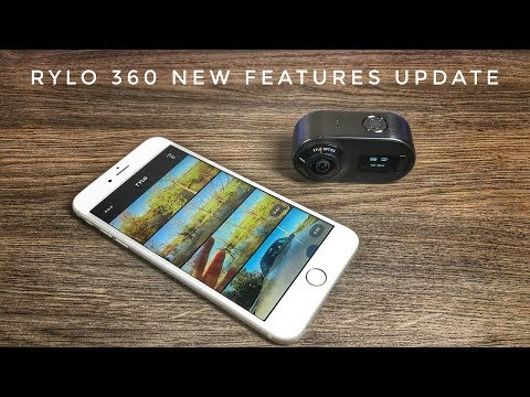 Rylo 360 New Features Update