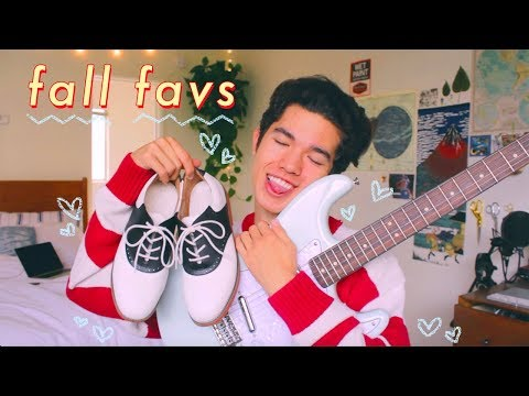 Fall Favs 🍁 (Thrift Clothes, Music, Movies)