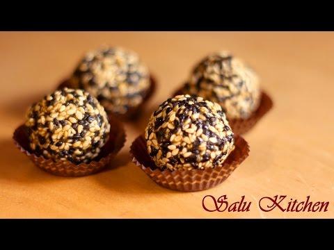 How To Make Easy Ellunda / Sesame Seeds Balls