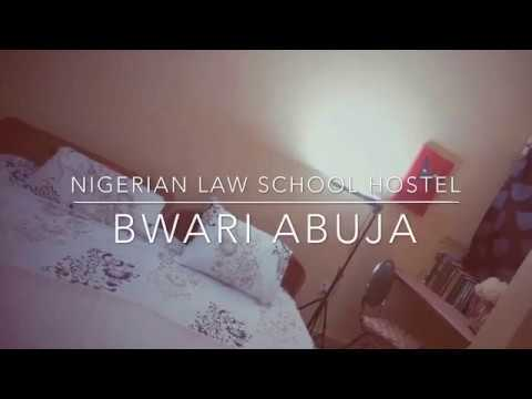 Nigerian law school Bwari Hostel