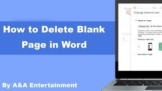 Removing extra blank pages in microsoft word doc 2010 2013 how to delete blank page in word ccuart Images