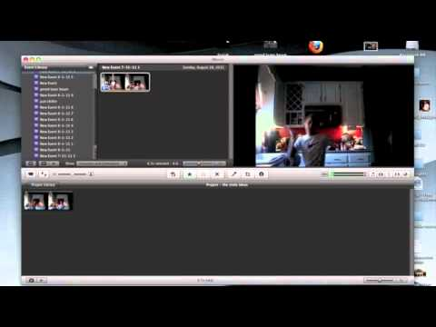 how to do slow motion on imovie