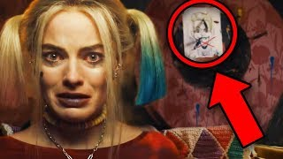 Harley Quinn's JOKER DEAD? Suicide Squad Birds of Prey Theory! | Total Conspiracy