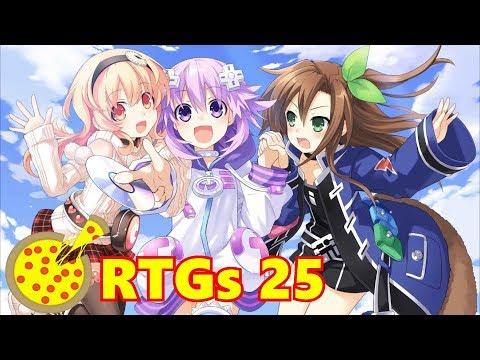 RTGs Episode 25 - Hyperdimension Neptunia