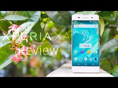 Sony Xperia XA Review!