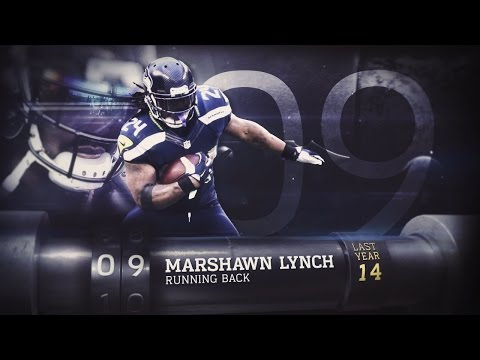 #9 Marshawn Lynch (RB, Seahawks) | Top 100 Players of 2015
