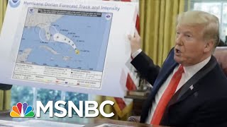 You've Never Seen A President 'So Impervious To Outside Facts' | Deadline | MSNBC
