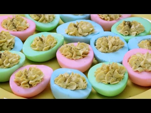 McCutcheon's Easter Deviled Eggs