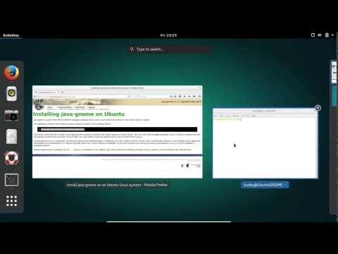 Install java-gnome on Ubuntu-GNOME 15.10