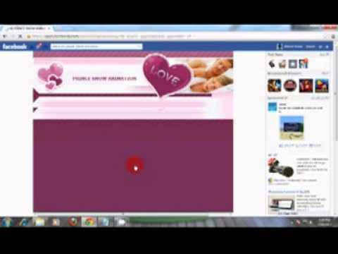 How To POST GIF ON FACEBOOK Via ^PRINCE SNOW ANIMATION^ 100% Working