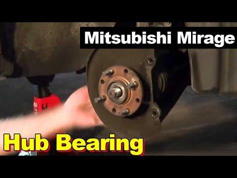 1998 Mitsubishi Mirage Hub Bearing