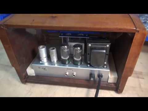 How to build 6V6 Boutique tube guitar amp start to finish Homebrew kit