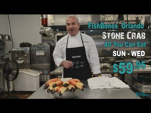 All You Can Eat Stone Crab