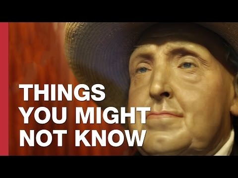 The Man Who Had Himself Taxidermied: Jeremy Bentham