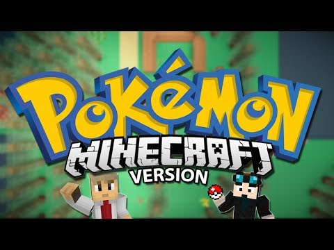 Minecraft | POKEMON: MINECRAFT VERSION! (Pixelmon X & Y Celebration!) | Mods Showcase