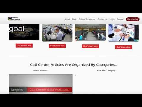 About Call Center Best Practices