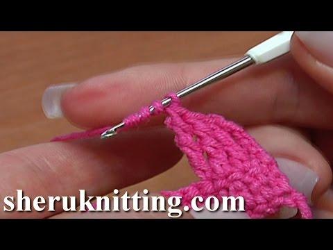 Double Treble or Double Triple Crochet Tutorial 8 Crochet For  Beginners