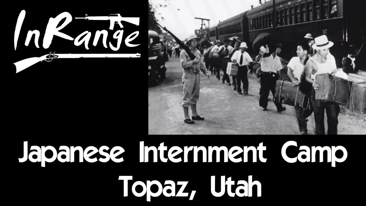 Japanese Internment Camp: Topaz, Utah