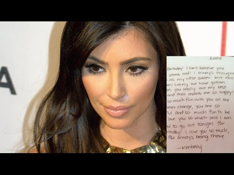 Kim Kardashian Graphology Analysis - Some Traits Surprised Me! | 10 Steps Graphology Tutorial