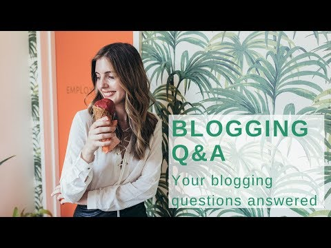 Blogging Q&A: How much should bloggers charge? How big should you be before monetizing?