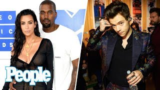 Kim & Kanye Will Use Surrogate For 3rd Baby, Harry Styles Mourns Stepfather | People NOW | People