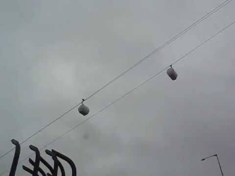 O2 Cable car