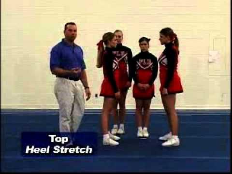 Advanced Partner Stunts & Transitions Cheerleading DVD