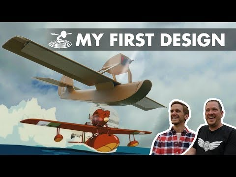 ANIME AIRPLANE In Real Life - Porco Rosso