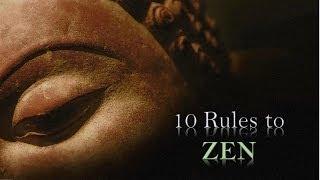 10 Rules of Zen