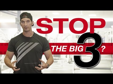 How to Build Muscle Mass For Skinny Guys (THE TRUTH ABOUT THE SQUAT, BENCH PRESS & DEADLIFT!)