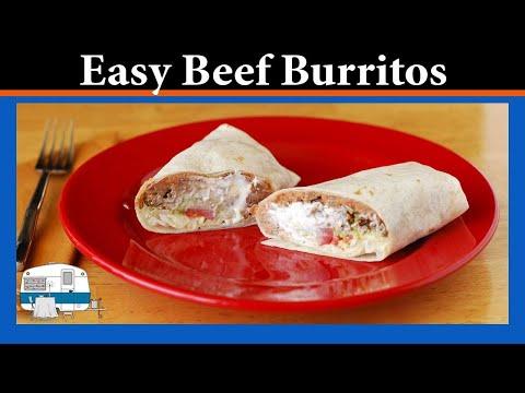 How I make Beef Burritos