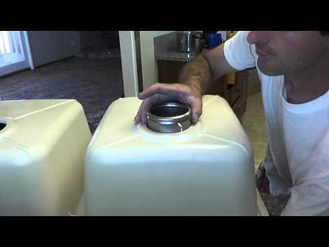 How To Remove & Install A Garbage Disposal Mount Assembly