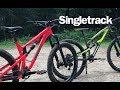 Singletrack VLOG Episode 08: Nukeproof Mega 290 x DMR Sled testing