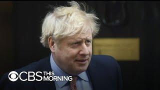 Boris Johnson hospitalized with persistent coronavirus symptoms