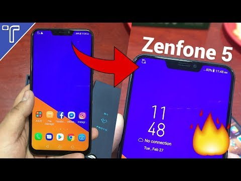 Asus Zenfone 5 (2018) Unboxing and Hands On review [Specs, Camera and Features]
