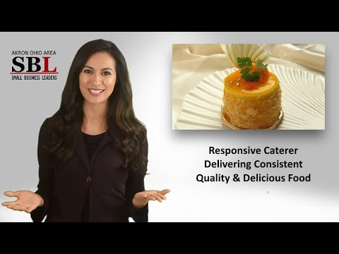 Caterers Akron Ohio - It's All About Food Flavor and Appearance