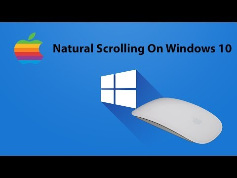 How To Flip Mouse Wheel (Natural Scrolling) On Windows 10