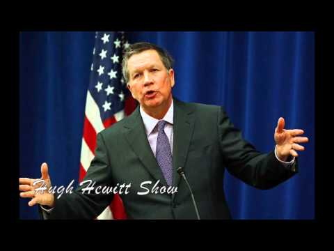 Ohio Gov. John Kasich is not afraid of Common Core or any other issue