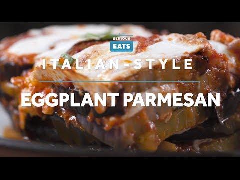 How to Make Italian-Style Eggplant Parm