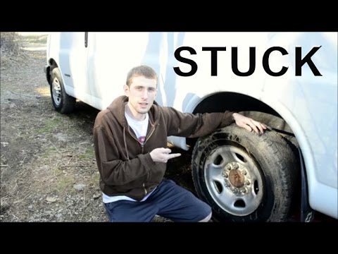 REALLY Stuck Wheel on Van or Truck? How to Get It Off