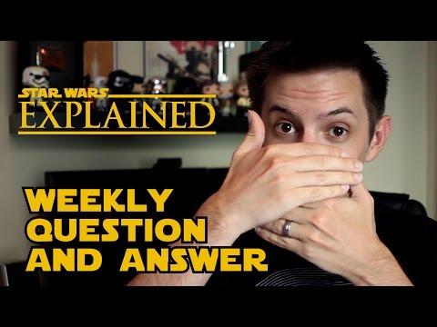 Rakata Prime, KOTOR Dream Cast, & More - Star Wars Explained Weekly Q&A
