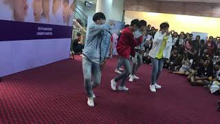 Download #BTS MIC Drop & Fake Love Cover by Cambodia 🇰🇭 with Cam-Army Video