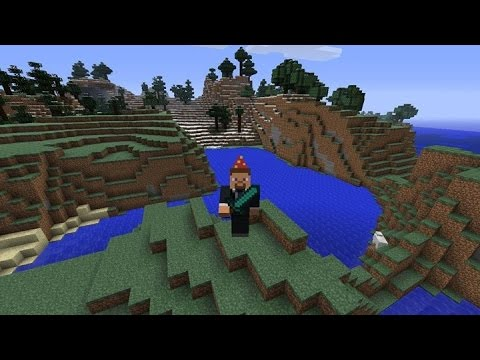 Minecraft Xbox: Real Stampy's Lovely World Seed (16)