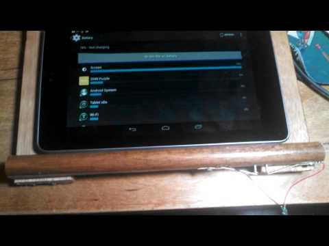 Nexus 7 Battery not charging, 100% fix