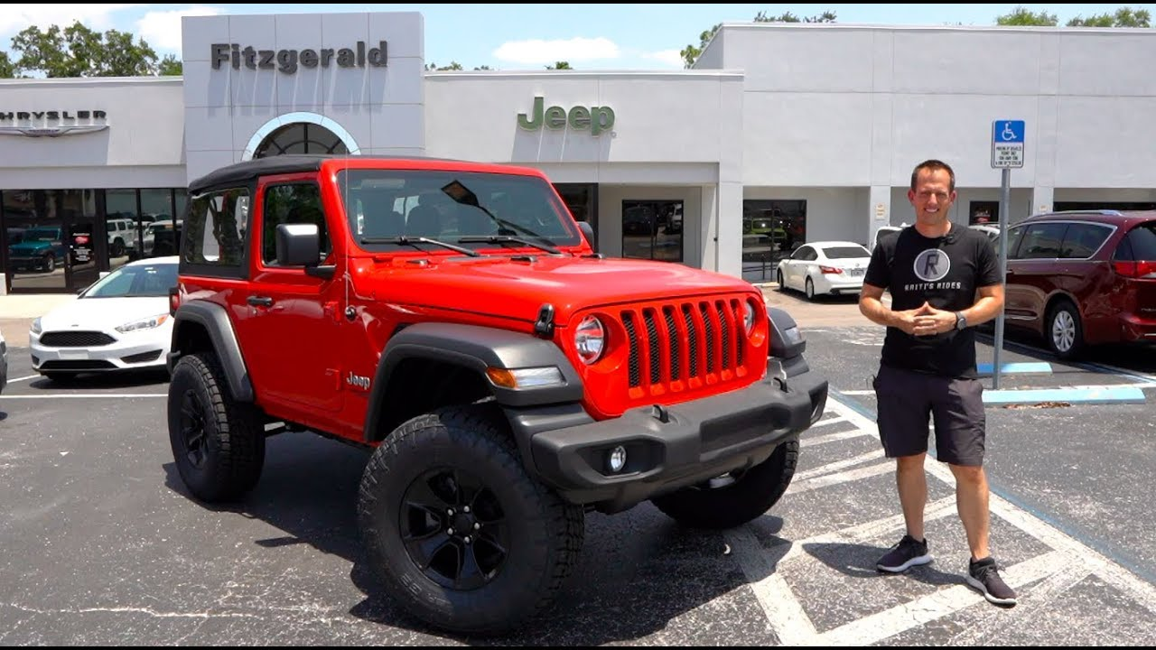 Is the 2019 Jeep Wrangler Sport the BEST BANG for your BUCK