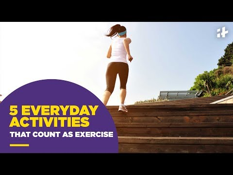 Indiatimes - 5 Everyday Activities That Count As Exercise | Easy Ways To Stay Healthy & Fit