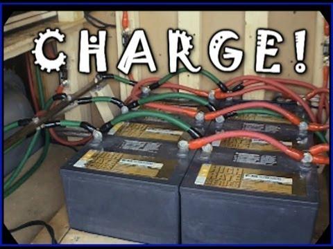 How To Charge Multiple Car Batteries w/ EXO's XS Power Battery Charger & DUAL Copper Bus Bar Install