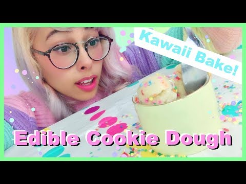 Funfetti Edible Cookie Dough 💛