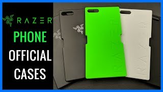 Razer Official OEM Cases | Unboxing | Demo | Review